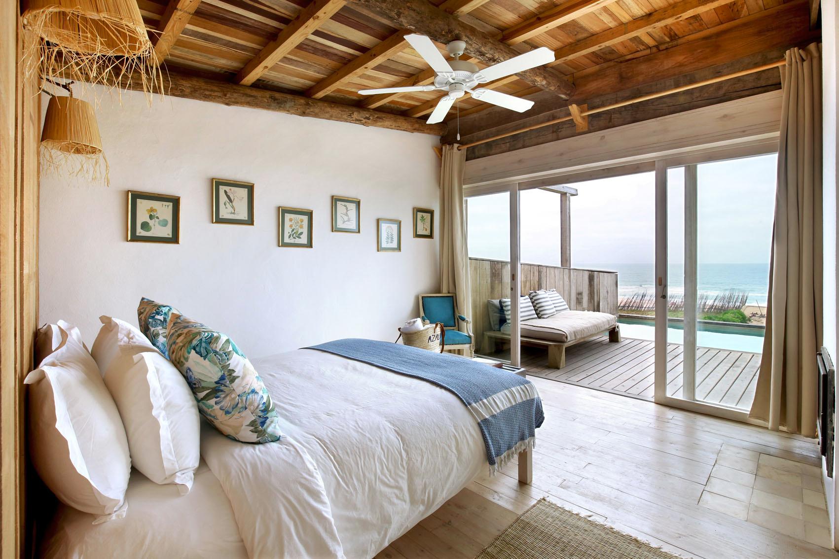 Cabane Azalai Beach Cottage